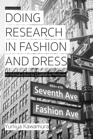 Doing Research in Fashion and Dress PDF