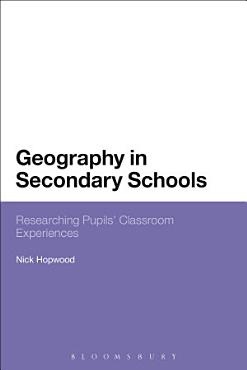 Geography in Secondary Schools PDF