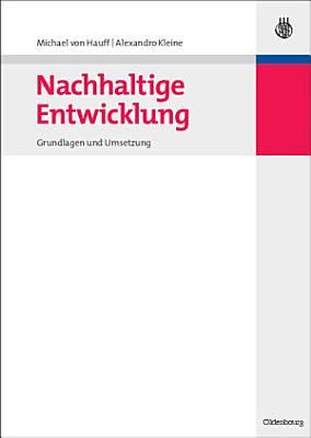 Nachhaltige Entwicklung PDF