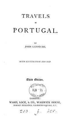 Travels in Portugal  by John Latouche PDF