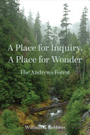A Place for Inquiry  a Place for Wonder PDF