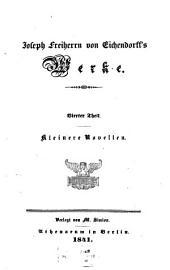 Werke: Kleinere Novellen, Band 4