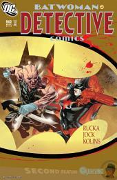 Detective Comics (1937-) #863