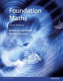 Foundation Maths 6e With Mymathlab Global Book PDF