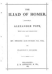 The Iliad [of Homer].