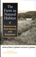 The Farm as Natural Habitat PDF