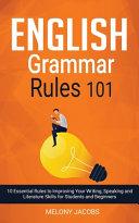 English Grammar Rules 101