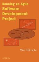 Running an Agile Software Development Project PDF