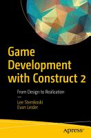 Game Development with Construct 2 PDF