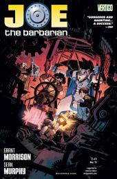Joe the Barbarian (2010-) #3