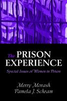 The Prison Experience PDF