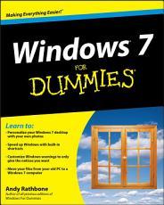 Windows 7 For Dummies PDF