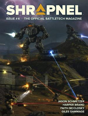 BattleTech  Shrapnel  Issue  4