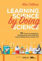 Learning Science by Doing Science PDF