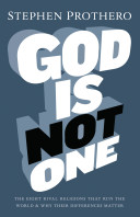 God Is Not One Book