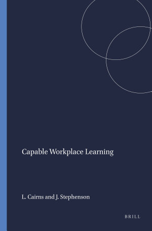 Capable Workplace Learning