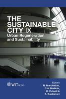The Sustainable City IX PDF