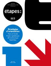 étapes: 223: Design graphique & Culture visuelle