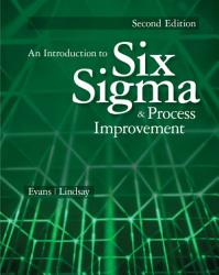 An Introduction To Six Sigma And Process Improvement Book PDF