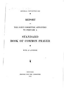 Report of the Joint Committee Book