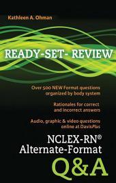 NCLEX-RN® Alternate-Format Q&A