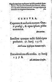 Libelli cujusdam Antverpiae nuper editi contra serenissimum D. Joannem ab Austria, gubernatorem generalem inferioris Germaniae (etc.)