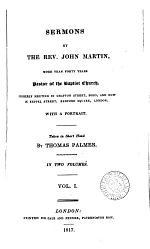 Sermons, taken in short hand by T. Palmer