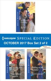 Harlequin Special Edition October 2017 Box Set 2 of 2: A Conard County Courtship\The Cowboy Who Got Away\Bidding on the Bachelor