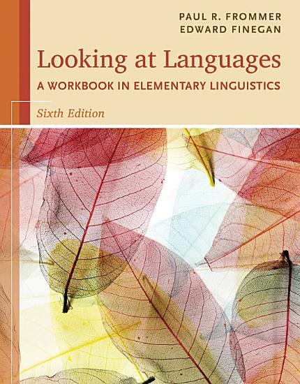 Looking at Languages  A Workbook in Elementary Linguistics PDF