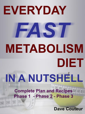 EVERYDAY FAST METABOLISM DIET IN A NUTSHELL  Complete Plan and Recipes Phase 1   Phase 2   Phase 3 PDF