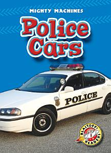 Police Cars Book