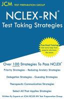 NCLEX-RN - Test Taking Strategies
