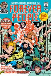 The Forever People (1971-) #4