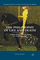 The Philosophy of Life and Death PDF