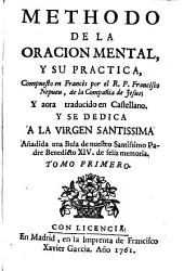Methodo de la oración mental