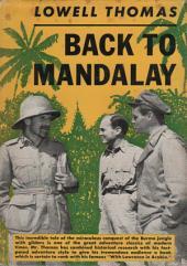 Back To Mandalay