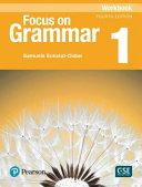 Focus on Grammar 1 Workbook PDF