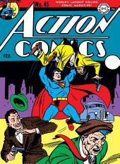Action Comics (1938-) #45