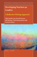 Developing Teachers as Leaders PDF