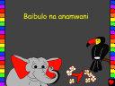 Baibulo na anamwani