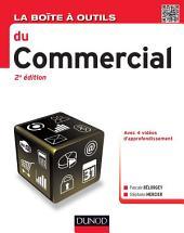 La Boîte à outils du Commercial - 2e éd.