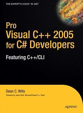 Pro Visual C   2005 for C  Developers PDF