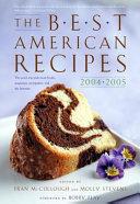 The Best American Recipes 2004 2005 PDF
