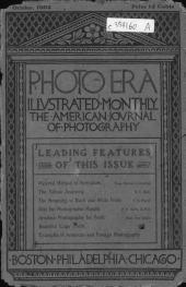Photo-era Magazine: Volume 9, Issue 4