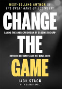 Change the Game Book