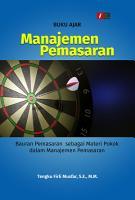 Buku Ajar Manajemen Pemasaran   Bauran Pemasaran sebagai Materi Pokok dalam Manajemen Pemasaran PDF