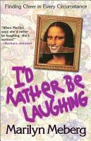 I d Rather Be Laughing PDF