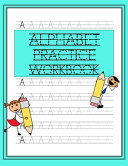 Alphabet Practice Workbook PDF