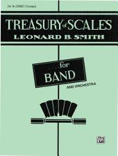 Treasury of Scales for Band and Orchestra: 3rd B-flat Cornet (Trumpet) Part