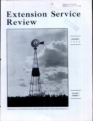 Extension Service Review PDF